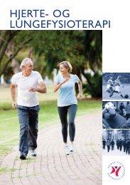 Hjerte- og Lungefysioterapi - Norsk Fysioterapeutforbund