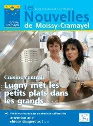 N°173 - Ville de Moissy-Cramayel