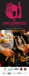 Uncorked: Friday Night Tasting - Walton Arts Center
