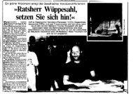 Lex Wüppesahl - Thomas Wüppesahl