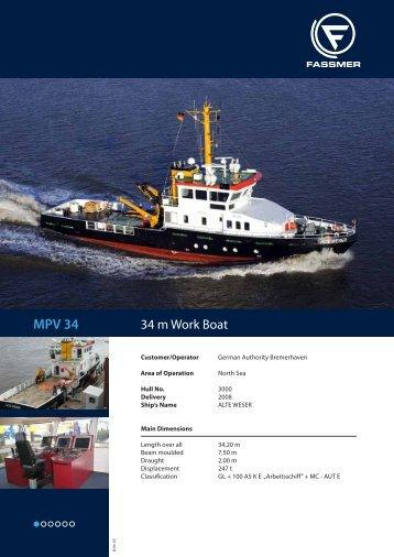 MPV 34 - Fr. Fassmer GmbH & Co. KG