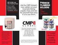 Solder Tri-fold brochure front_2009 - Canada Metal
