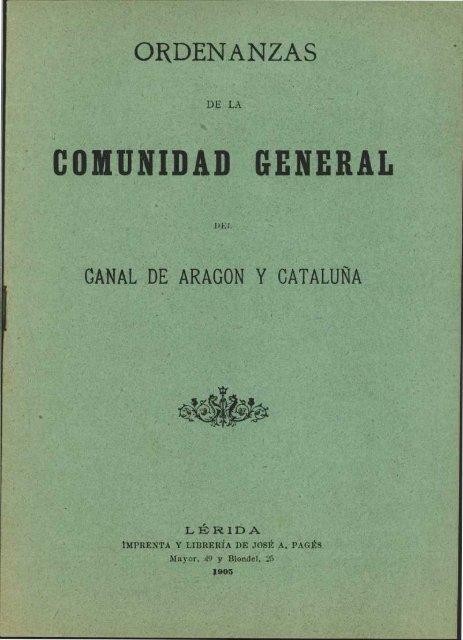 COMUNIDAD GENERAL - Sol-Torres