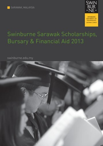 Scholarship and Financial Aid brochure - Swinburne University of ...
