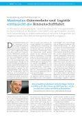BDB im Dialog mit der Bundesregierung - Bundesverband der ... - Page 2