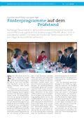 BDB im Dialog mit der Bundesregierung - Bundesverband der ... - Page 5