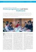 BDB im Dialog mit der Bundesregierung - Bundesverband der ... - Seite 5