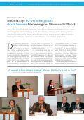 BDB im Dialog mit der Bundesregierung - Bundesverband der ... - Page 6