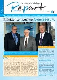 KB - Bundesverband der Deutschen Binnenschiffahrt e.V.
