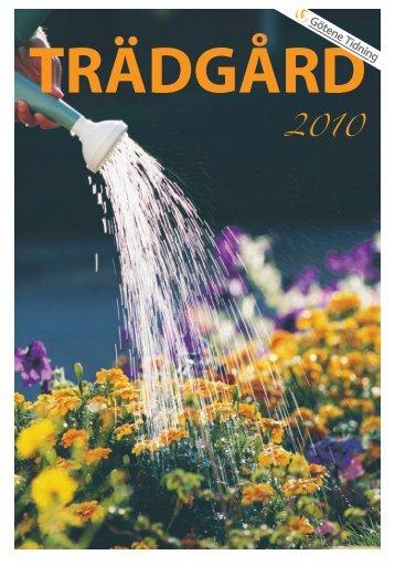 Trädgårds bilaga v16 - Götene Tidning