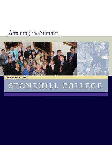 here - Attaining the Summit