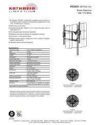 BPHD8-150 - Kathrein Scala Division