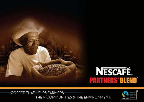 Download a PDF product brochure here - Nestlé Professional