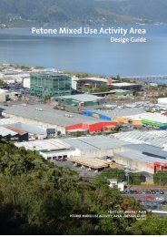 Revised Petone Mixed Use Activity Area Design ... - Hutt City Council