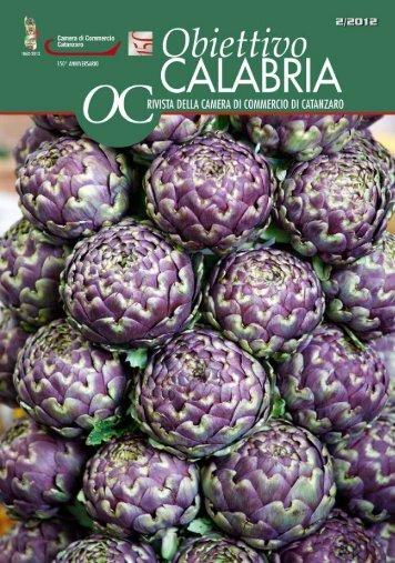 numero 2 anno 2012 - CCIAA di Catanzaro - Camera di Commercio