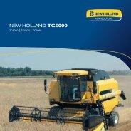 NEW HOLLAND TC5000