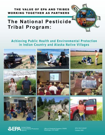 US EPA - The National Pesticide Tribal Program - US Environmental ...