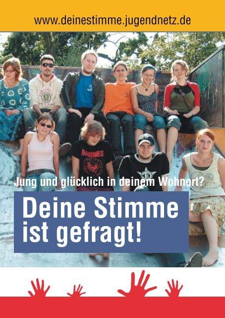 Postkarte_Deine_Stimme_Web.pdf - Jugendnetz - Deine Stimme