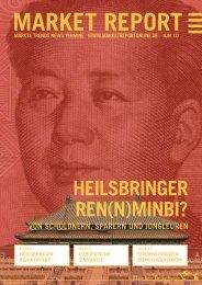 HEILSBRINGER REN(N)MINBI? - Hanseatic Brokerhouse