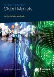 Global Markets - Austock Group
