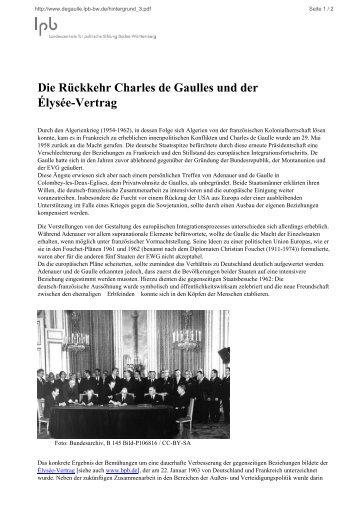 druckvorschau - Charles de Gaulle