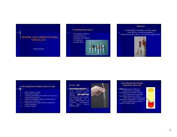 (Microsoft PowerPoint - Test\373ri folyad\351k - Klinikus szak ...