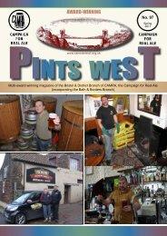 Pints West 97, Spring 2013 - Bristol & District CAMRA