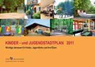 Kinder- und Jugendstadtplan 2011 - Neu-Isenburg