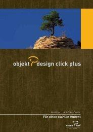 ObjektDesignClick Prospekt - Naturo Kork AG
