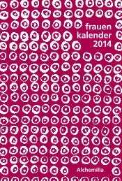 frauen kalender 2014 - Gabi Veit