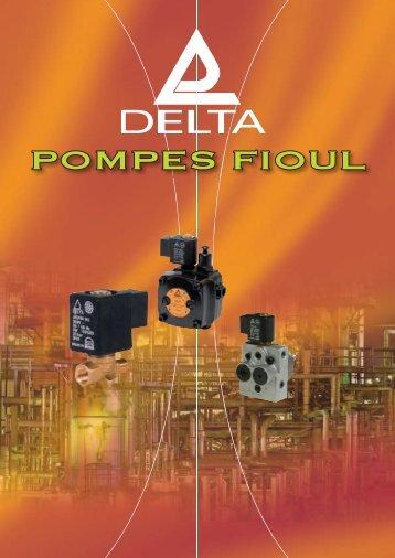 Pompes Fioul - Delta - CBM