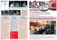 Im Blickpunkt dieser Ausgabe: - SP Gramatneusiedl - SPÖ