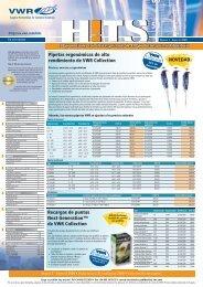 Pipetas ergonómicas de alto rendimiento de VWR ... - Vwr-cmd.com
