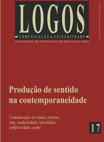 Logos 17 - Logos - UERJ