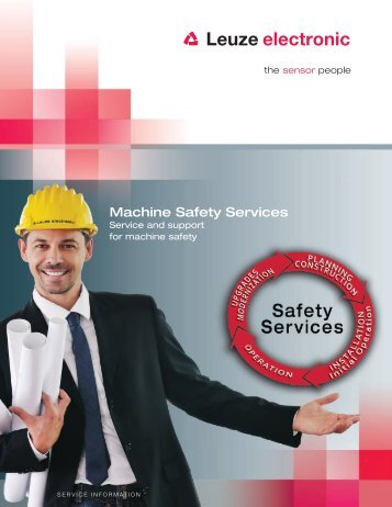 Machine Safety Services - Leuze electronic