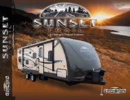 Lite Weight Travel Trailers