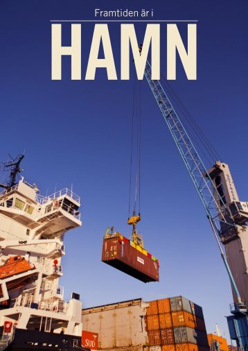 Ostkusthamnar-broschyr