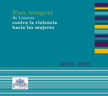 Plan Integral de Linares contra la violencia hacia las mujeres