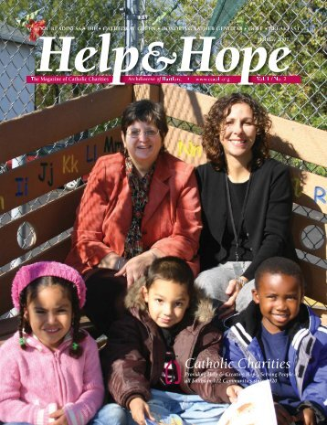 Volume 1, No. 2 - Catholic Charities