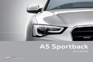 A5 Sportback