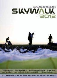 CATÁLOGO DE PRODUTOS - Skywalk