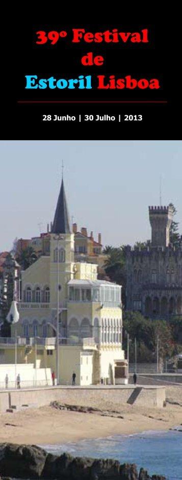 39º Festival de Estoril Lisboa - Semanas de Música do Estoril