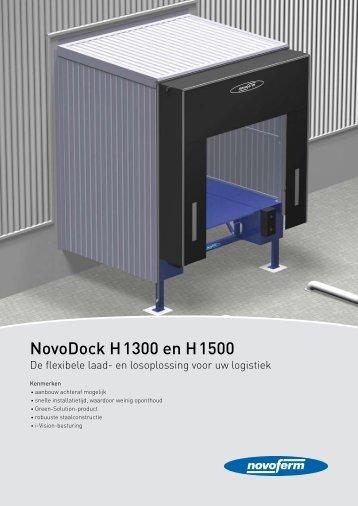 Productblad Dock Sluis - Novoferm