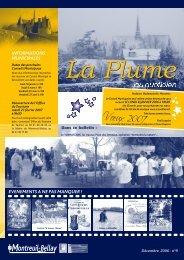 parution n°09 - décembre 2006 - Montreuil-Bellay