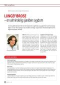 LUNGEFIBROSE - Danmarks Lungeforening - Page 4