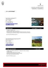 Beauty Kick Package - Kitzbühel - EN