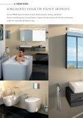 FORMAT Sanitärkeramik für klassische Eleganz im Bad - Seite 6