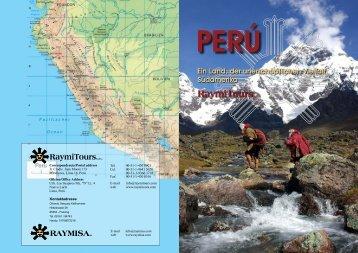 PDF Katalog aus 2008 - RaymiTours