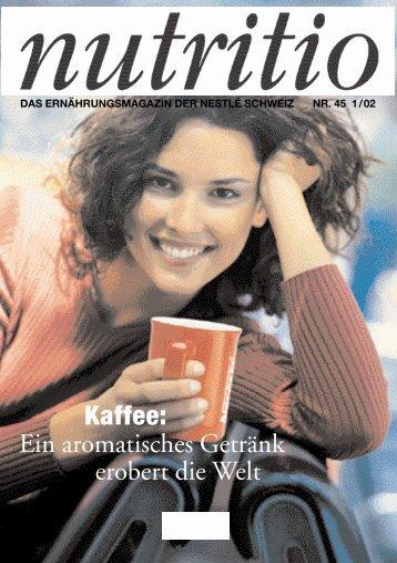 Kaffee: Ein aromatisches Getränk erobert die Welt