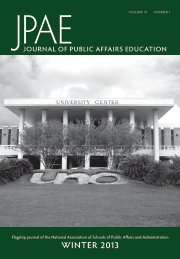 Download - National Association of Schools of Public Affairs and ...